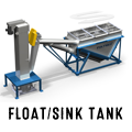 Float-Sink Tank